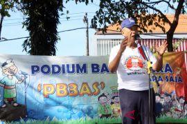 Gubernur Bali pamitan kepada masyarakat dalam PB3AS