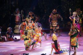 Bali Mandara Mahalango 5 berakhir, para seniman harapkan seni tetap bersemi