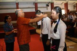 535 mahasiswa ISI Denpasar ikuti pengenalan kehidupan kampus
