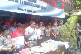 Polda: Bali jadi sasaran peredaran narkoba internasional