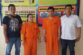 Polresta Denpasar tahan pelaku penipuan puluhan mobil