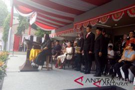 Prabowo dan Titiek hadiri peringatan Hari Kemerdekaan di UBK