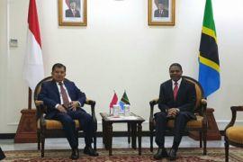 Wapres terima kunjungan kehormatan Presiden Zanzibar