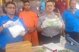Polresta Denpasar bekuk bandar sabu-sabu satu kilogram