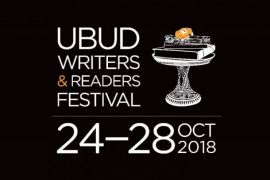 Daftar pembicara Ubud Writers & Readers Festival 2018