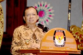 Gubernur Bali: pemilu 2019 harus lebih efisien