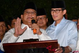 Uno praises Thohir for being named Jokowi`s success team chief