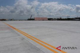 Bandara Bali targetkan apron diverifikasi Kemenhub akhir September 2018