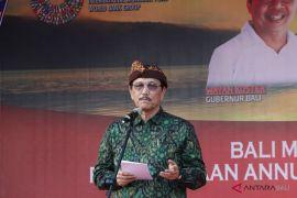 Di Bali, panitia pertemuan IMF-WB tanam terumbu karang