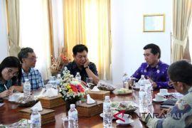 Konsul Jenderal RRT jajaki kerja sama dengan Klungkung
