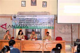 Sistem informasi desa di Bangli terkendala internet