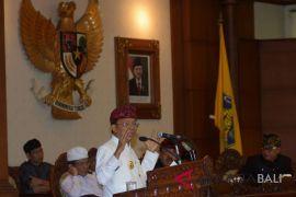 Serah Terima Jabatan Gubernur Bali