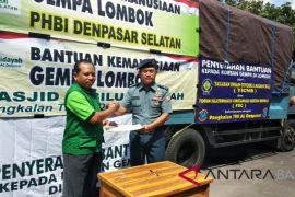 Lanal Denpasar kirim bantuan logistik ke Lombok