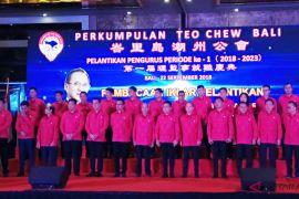 Etnis Teo Chew siap bersinergi dengan pemerintah di Bali