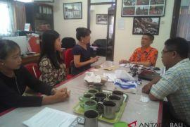 Direktur informasi TETO kunjungi LKBN Antara Bali
