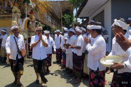 Wagub Bali : ritual