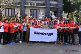 Bupati sambut kedatangan atlet Asian Games asal Klungkung