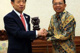 Gubernur Koster berharap Bali belajar dari Jepang