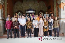 Badan akreditasi perguruan tinggi Asia-Pasifik kunjungi ISI Denpasar