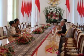 Presiden terima delegasi IOC-OCA di Istana Bogor