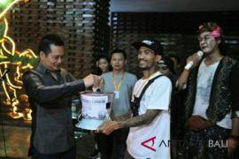 Anak muda Jembrana galang dana untuk Lombok