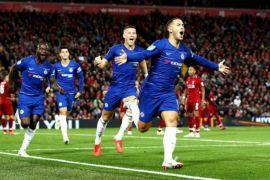Chelsea hentikan Liverpool di Piala Liga