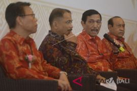 Gubernur Bali bangga patung GWK diresmikan presiden