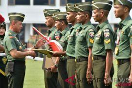 KSAD naikkan pangkat tiga atlet TNI-AD berprestasi