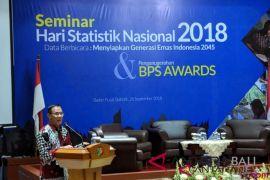 BPS ungkap arti penting statistik bagi pembangunan