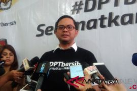 KPU agendakan gelar rapat pleno rekapitulasi DPT hasil pembaruan