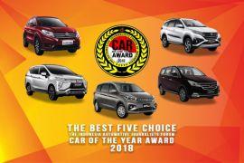 Forwot umumkan lima finalis mobil terbaik 2018