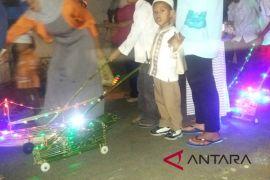 Masyarakat rayakan Satu Muharam dengan mainan tradisional