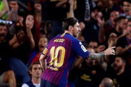 Hasil dan klasemen Liga Spanyol