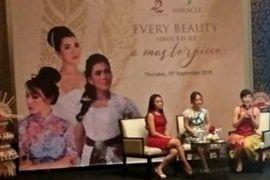 MIRACLE menginspirasi wanita Indonesia lewat