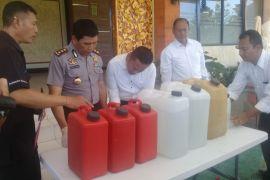 Polresta Denpasar jaring pedagang arak
