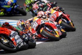 Kalender sementara balapan MotoGP musim 2019