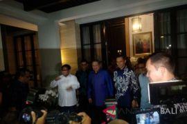 Prabowo bersama Sandiaga bertemu SBY