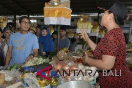 Foto- Sandiaga Uno kunjungi Pasar Sindhu