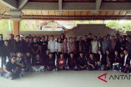 Mahasiswa ISI Denpasar studi ekskursi ke Yogyakarta