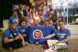 Komunitas pecinta Superman di Indonesia adakan