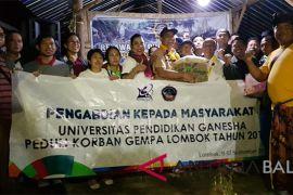 Undiksha prioritaskan Bidikmisi untuk korban gempa Lombok