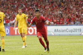 Indonesia gagal ke Piala Dunia U-17