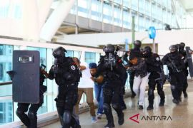 Bandara Bali kerahkan 2.000 petugas keamanan IMF