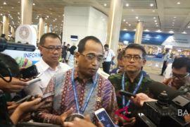 Menhub: ketepatan waktu Bandara Bali 85 persen