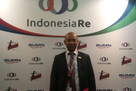 Reasuransi catat klaim gempa Lombok-Palu Rp65 miliar