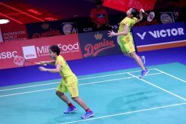 Greysia/Apriyani jumpa Rizki/Ketut di perempat final Denmark