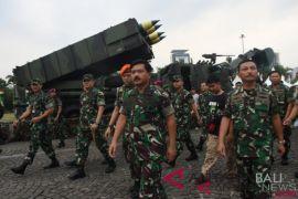 Jumlah pelanggaran di udara-perairan Indonesia turun empat tahun terakhir
