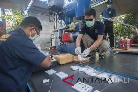 Pemusnahan narkoba BNNP Bali
