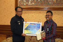 Pemkab Badung terima penghargaan Kementerian Keuangan