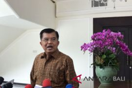 Vice President M Jusuf Kalla pays a working visit to Bali